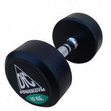 Гантели обрезиненные DFC Powergym DB002-15 15кг