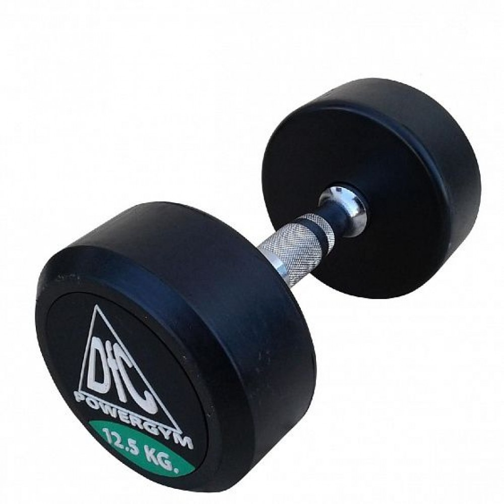 Гантели обрезиненные DFC Powergym DB002-12,5 12,5 кг