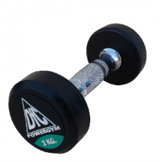 Гантели обрезиненные DFC Powergym DB002-2 2кг