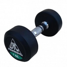 Гантели обрезиненные DFC Powergym DB002-7 7кг