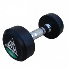 Гантели обрезиненные DFC Powergym DB002-5 5кг